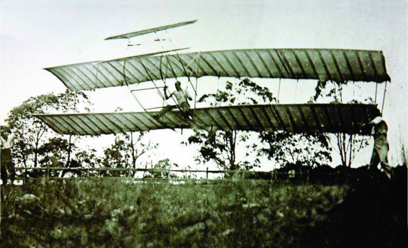 Thomas Macleod and the Birth of Queensland Aviation in Sinnamon Park