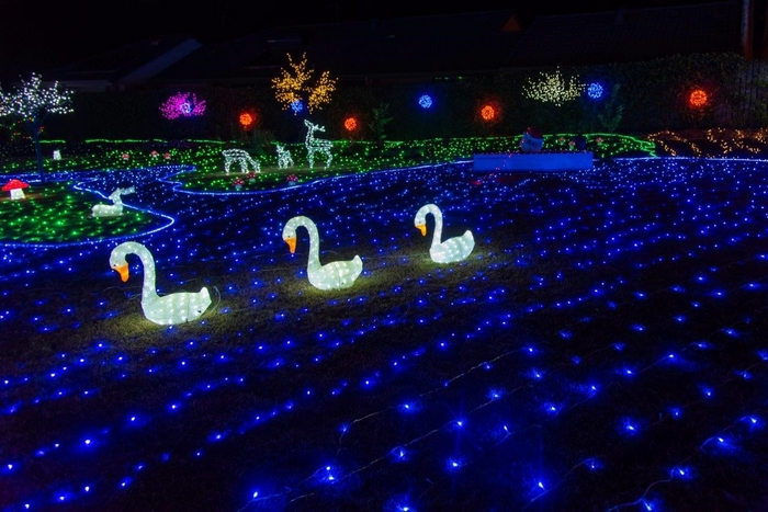 Bellbowrie and Jindalee Homes Win Big at the 2018 4KQ Best Christmas Lights Competition