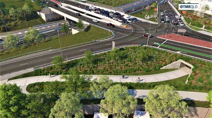 Construction Commences on Sumners Road Interchange Upgrade