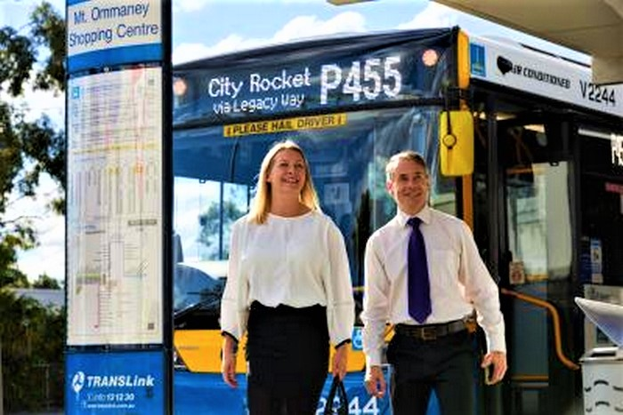 Centenary and Western Suburbs Bus Services to Undergo Changes