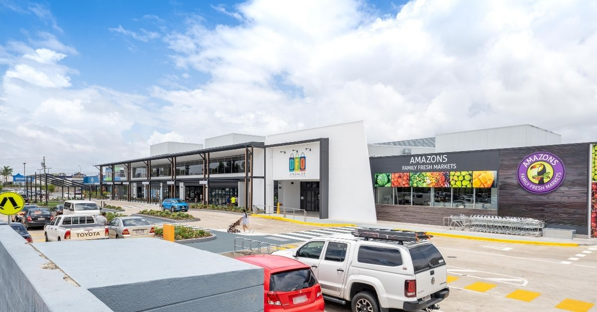 DFO Jindalee Stage 2 Completed with 60 Retailers, New Cinema and Fresh Markets