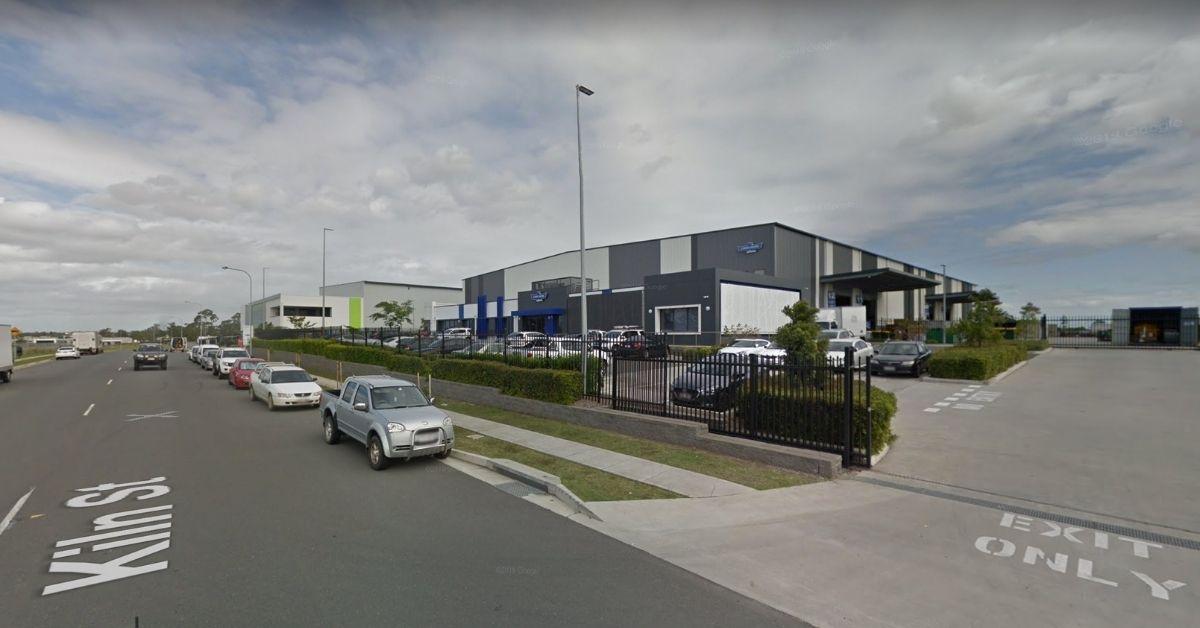 Connectwest Industrial Park