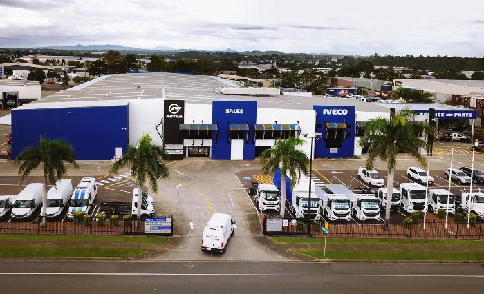 IVECO Brisbane